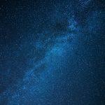 Milky way star starry sky cosmos